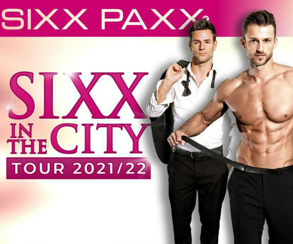 SIXX PAXX - #SIXX in the City-Tour 21/22